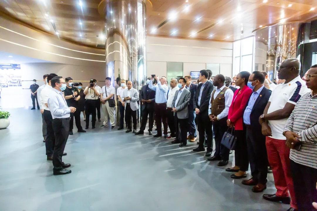 30 Ambassadors Shared Their CHINT Trip Onlin
