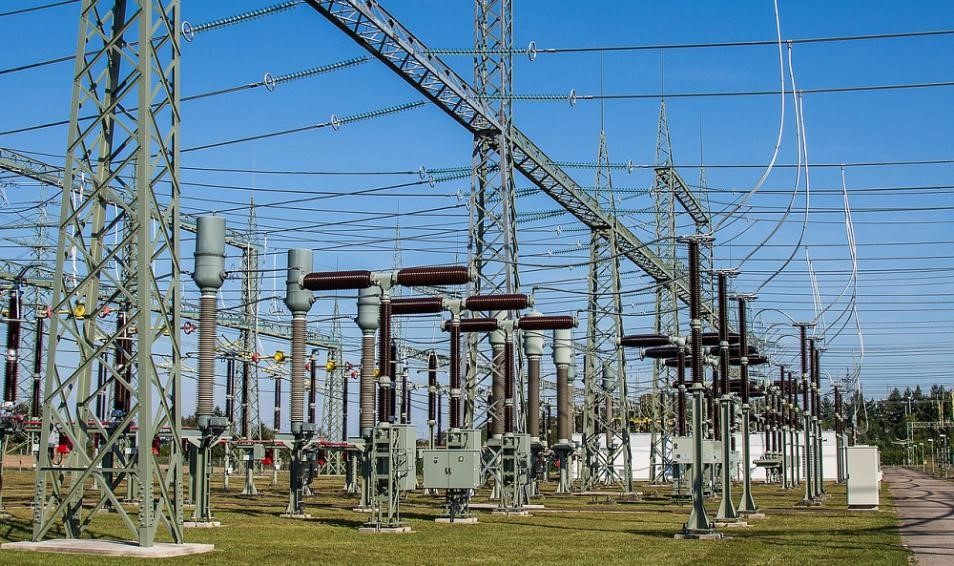 CHINT electrical substation