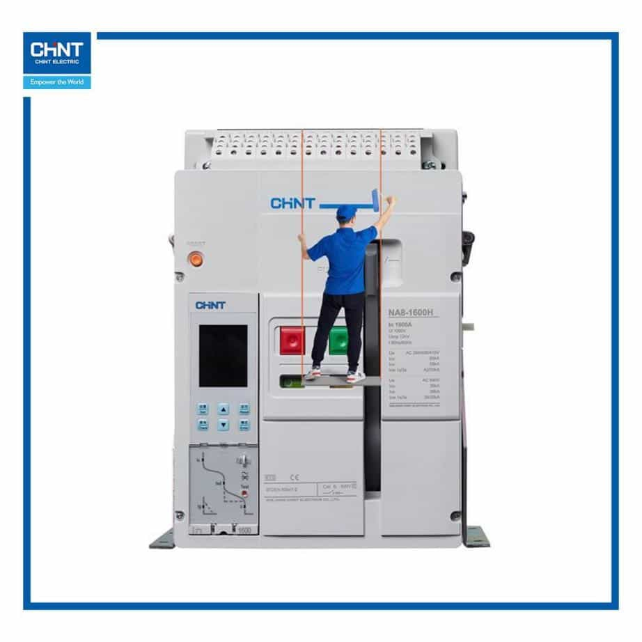 CHINT NA8-1600H Circuit Breakers
