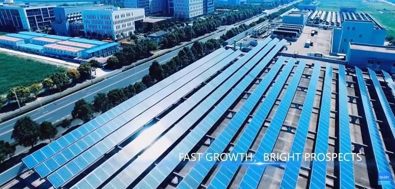 Chint solar panel maintenance