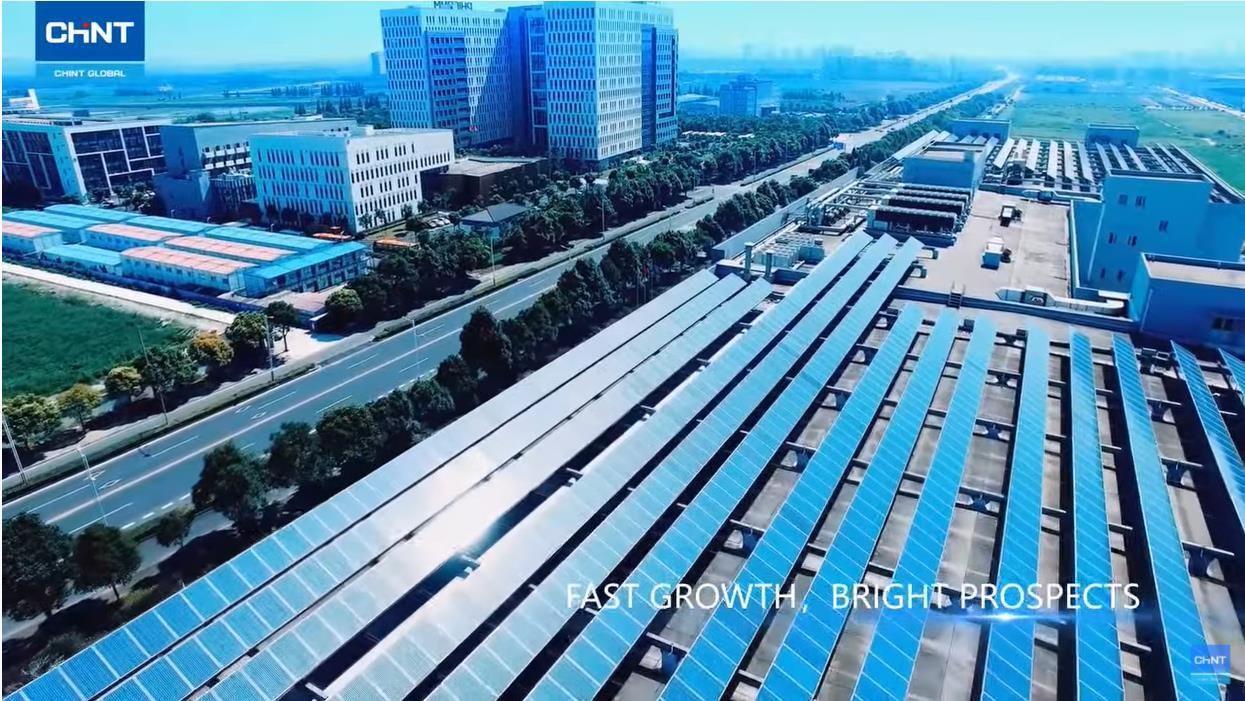 Chint Solar Power System