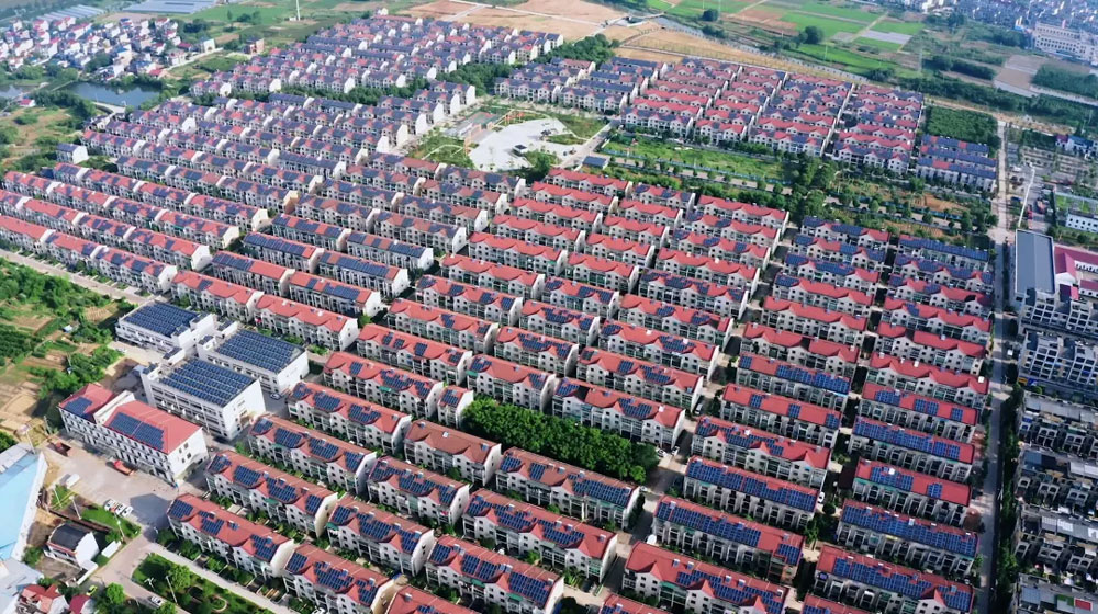 Concentration in China's PV Industry Continues to Rise