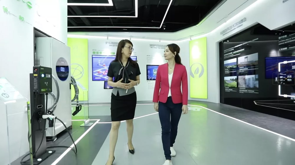 Inside the Electrical Town - CHINT IoT and Sensors Industrial Park